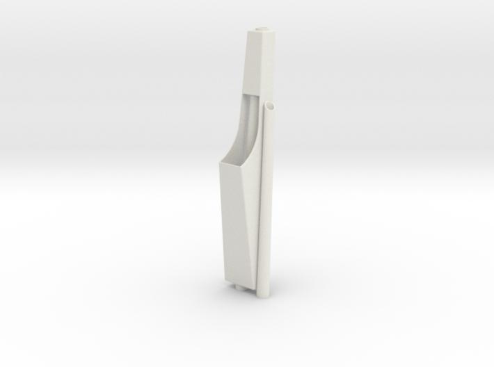 Gauntlet WC Housing ROTJ 3d printed
