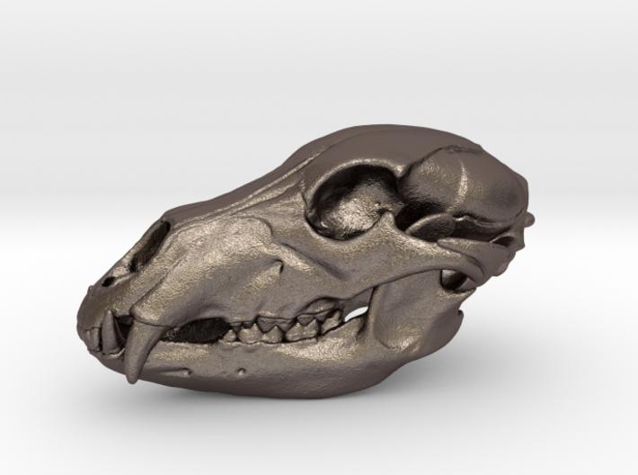 Bear Skull. 5cm 3d printed