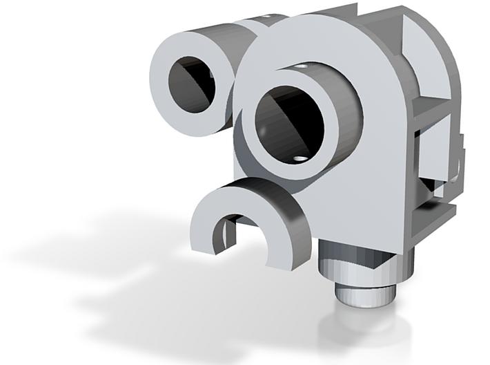ER-Hop Conversion for the KJW M700 rev.3 3d printed