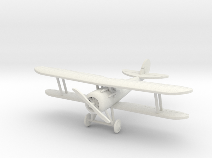 Nieuport 28, 1:144th Scale 3d printed