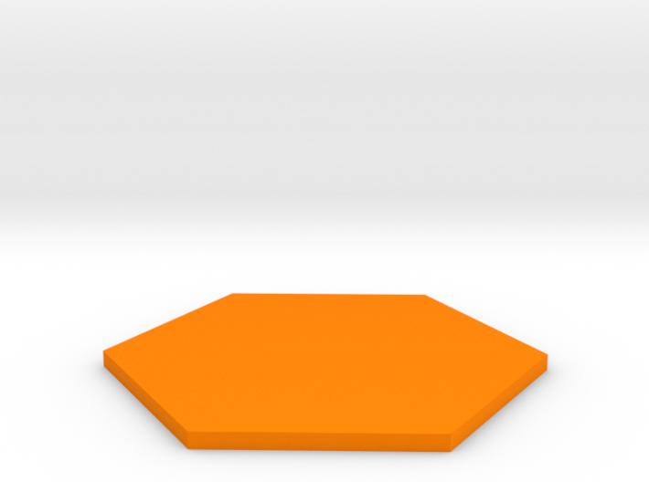 Hexagon 3d printed