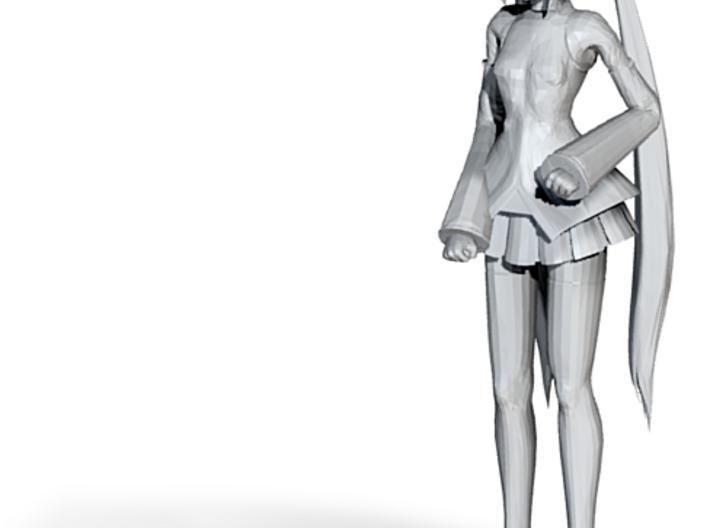 Miku Hatsune 3d printed