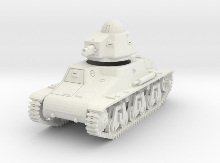 PV43A Hotchkiss H35 Light Tank (28mm) 3d printed