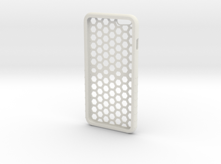 Iphone 6plus Honeycomb 3d printed