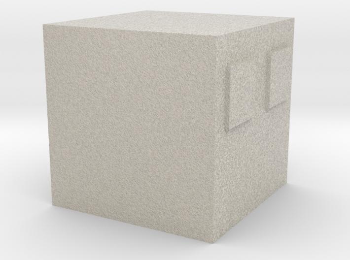 Minecraft Magmacube Medium 3d printed