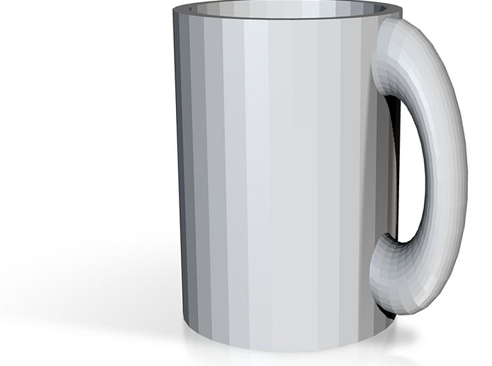 yet another mug shot! 3d printed