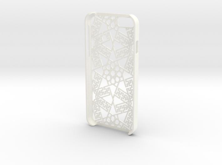 iPhone 6 - Case ORIENTAL 3d printed