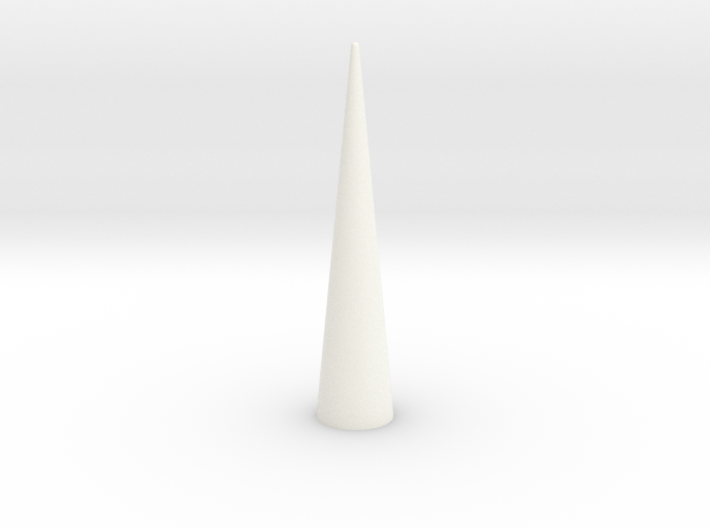 Black Brant lll Nose Cone BT55 PT2 3d printed