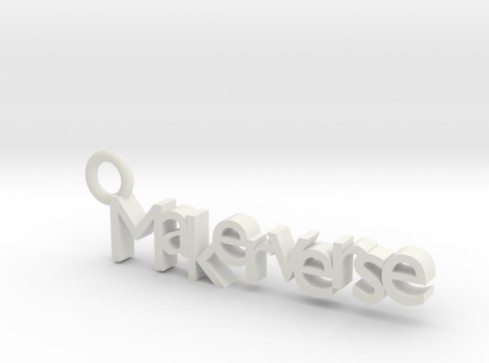 Maker2 3d printed