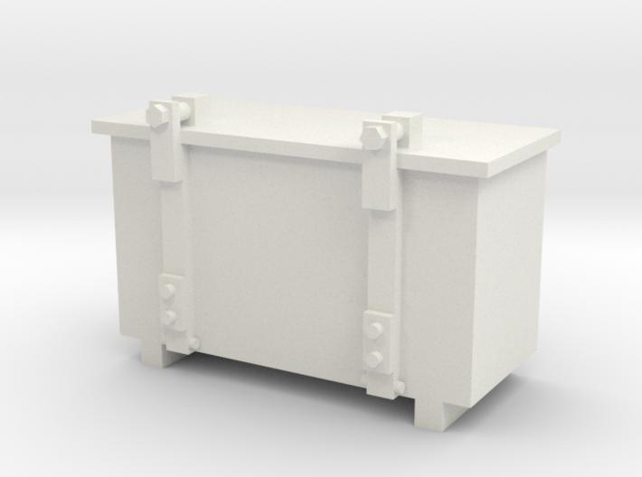 1:29 Scale Cab Signal Box 3d printed