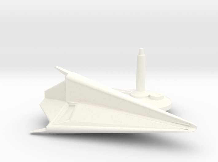 Tholian (plus stand) 3d printed