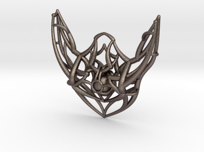 Cosmic Pendant 3d printed