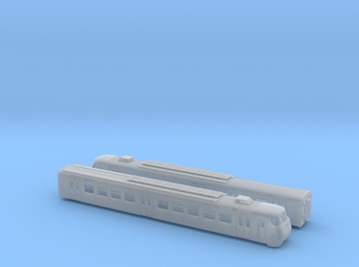 SGMm - 2 delig (Vlaflip) 3d printed
