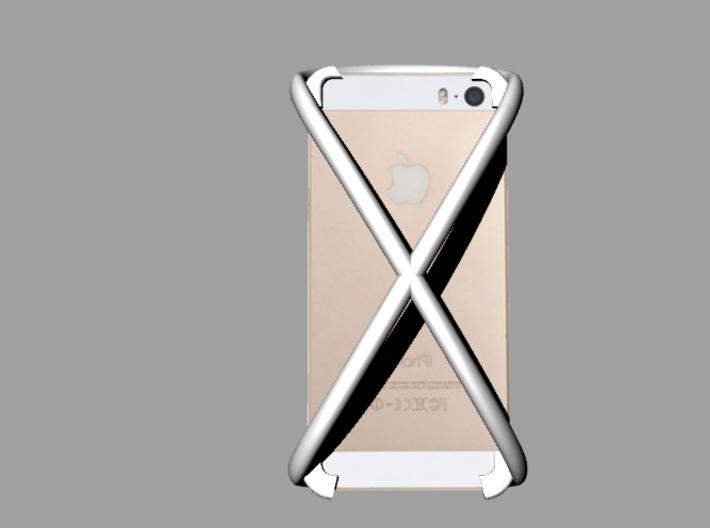 "Iphone6 ""X""case 3d printed"
