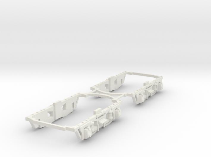 #87-8201 Taylor frame for NWSL Stanton 3d printed