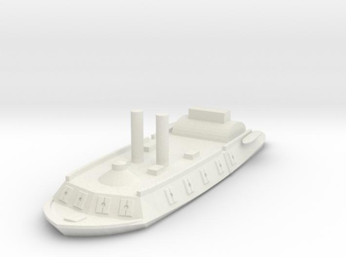 1/600 USS Benton 3d printed