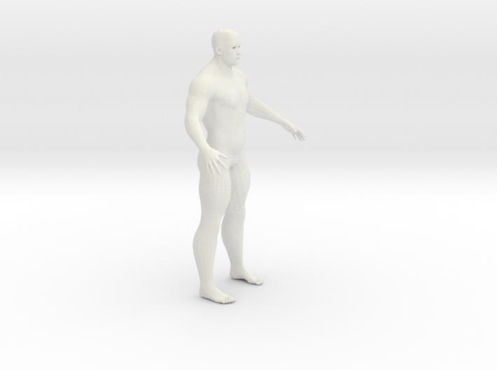 TestRPChatar 3d printed