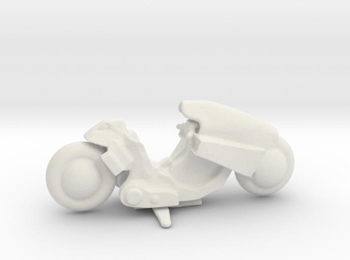 Kaneda's Bike 3d printed