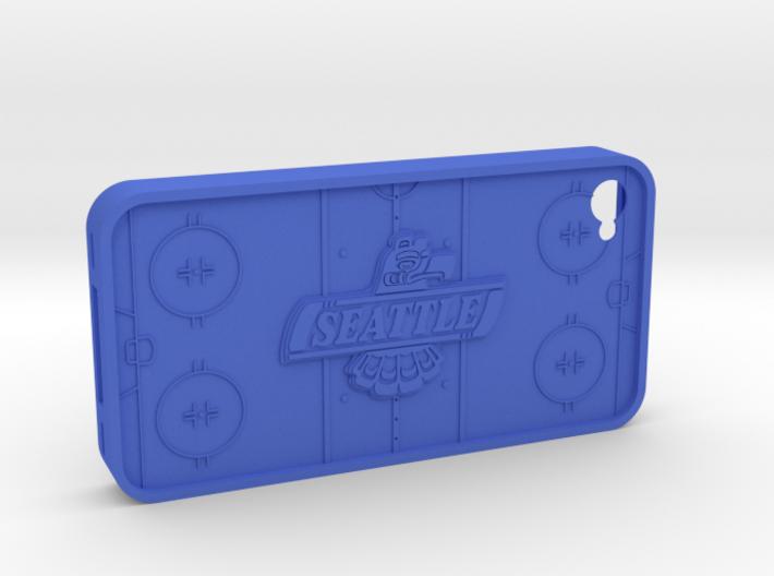 iPhone 4S Hockey  3d printed