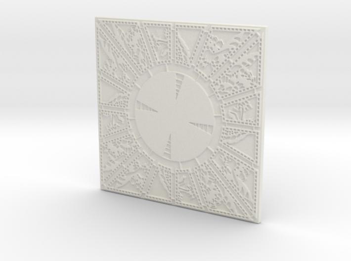 lament configuration face1 3d printed