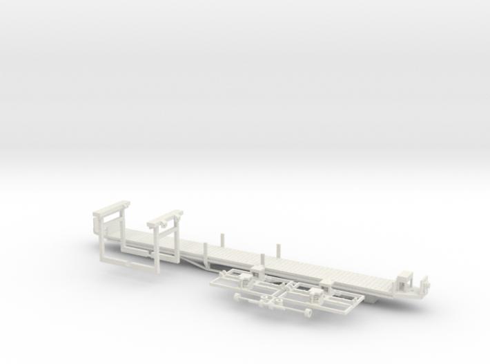 sl1 Wiener Linien Arbeitsbeiwagen 3d printed