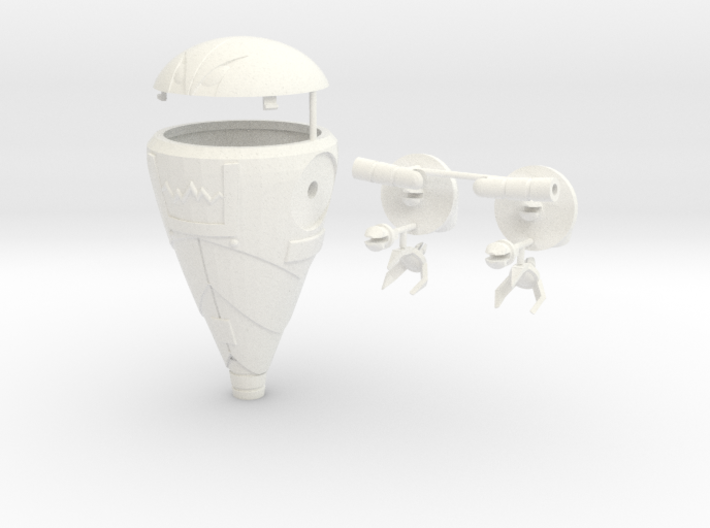 Robot Knight 3d printed
