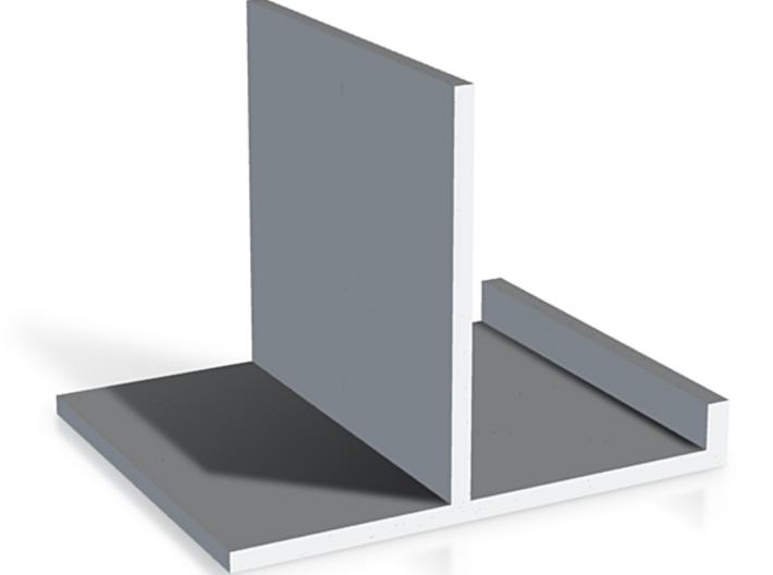 Stand, Medium White plain 3d printed