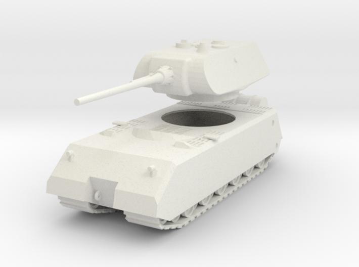 FW05 Pzkw VIII Maus (1/100) 3d printed