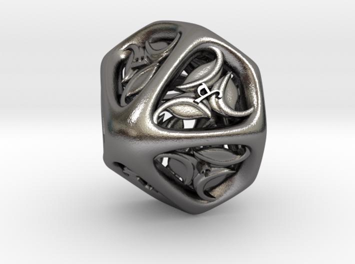Tengwar Elvish D10 (Numbered 0-9) 3d printed