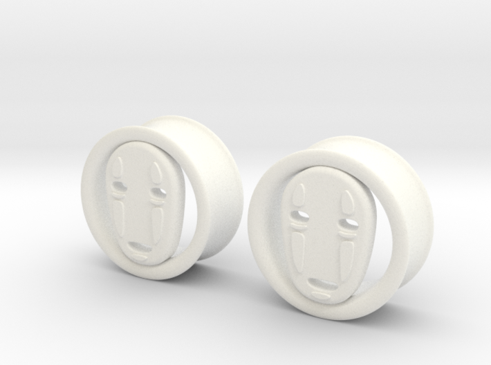 1 Inch No Face Tunnels 3d printed