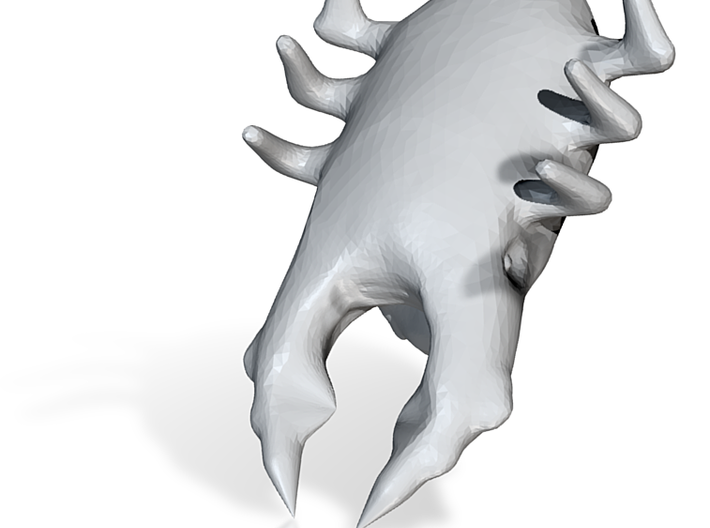 root stag 3d printed