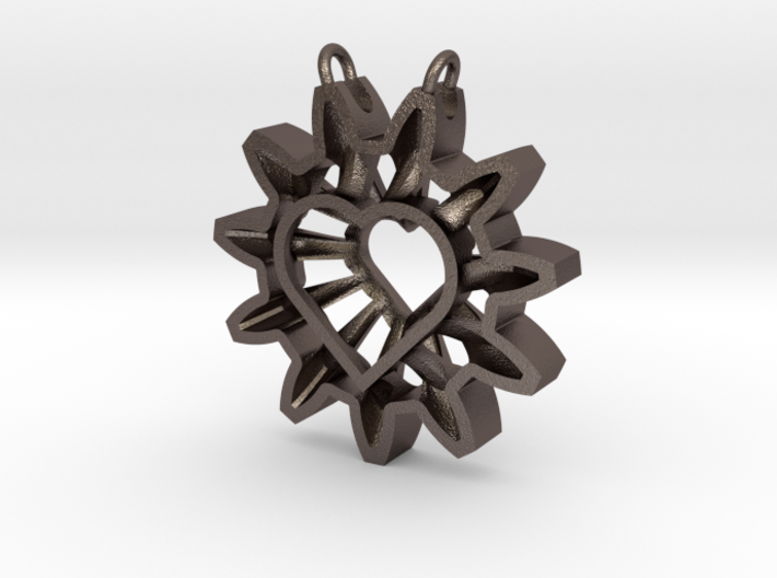 Expand your Reach Pendant 3d printed
