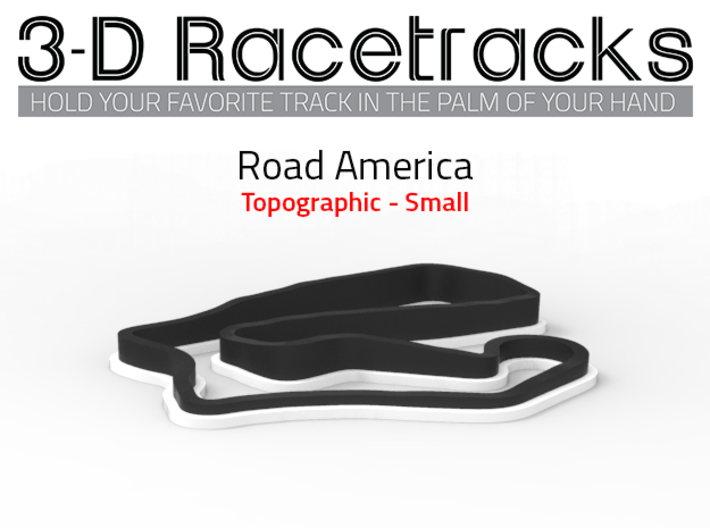 Road America | Small 3d printed