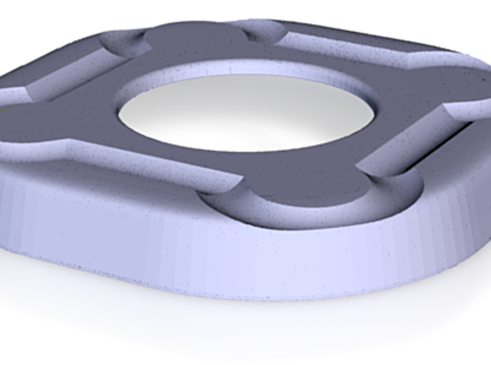 Ring 17-16cm Hole, Small Flare (mod D) With Logox4 3d printed