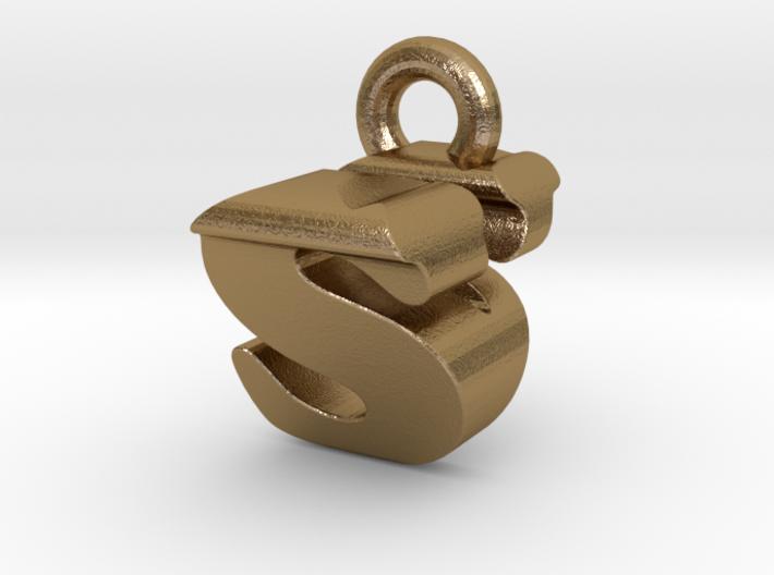 3D Monogram - SVF1 3d printed