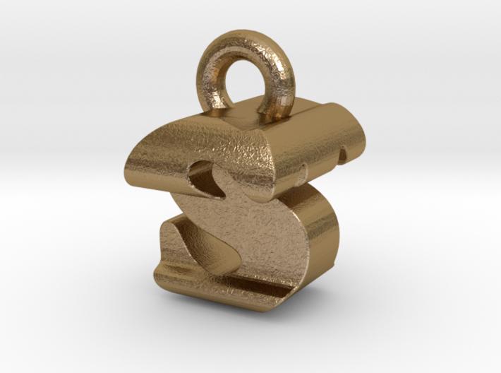 3D Monogram - STF1 3d printed