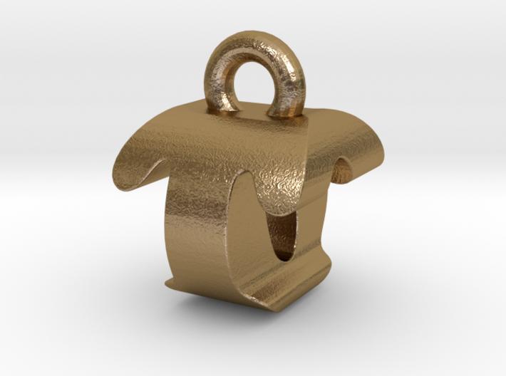 3D Monogram - TOF1 3d printed