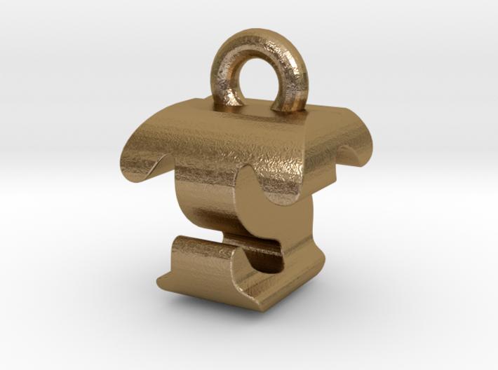 3D Monogram - TSF1 3d printed