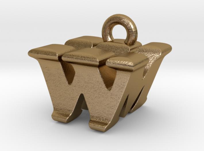 3D Monogram - WMF1 3d printed