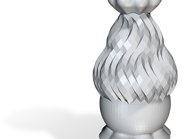 Luxuriously Artful Bowl 3d printed