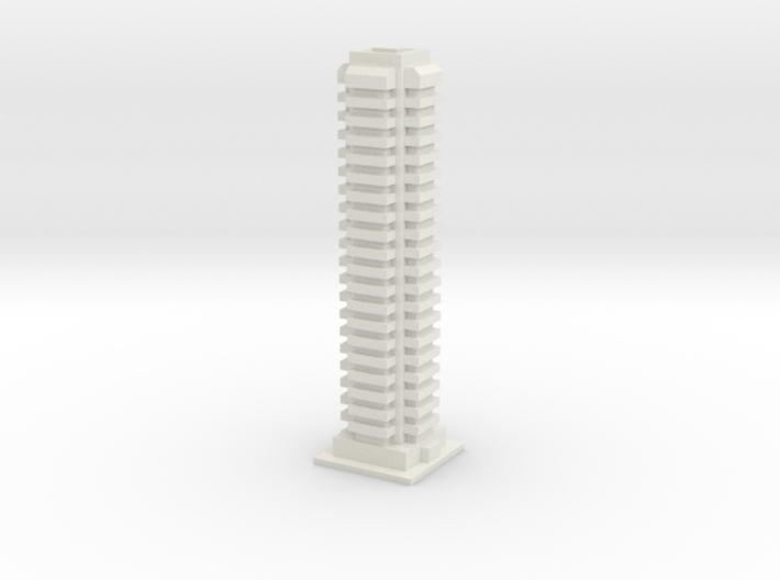 Tower Block 1 3d printed