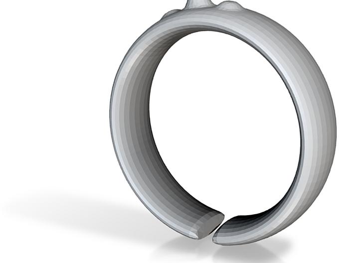 gyűrű 3d printed