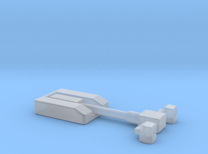 Dachlichtroboter 3d printed