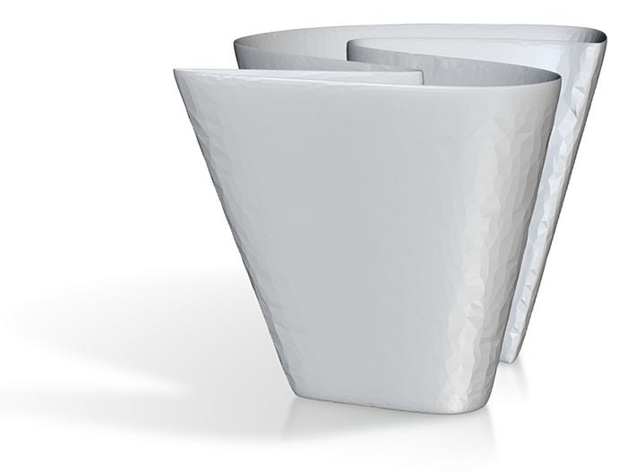 S Vaze 3d printed