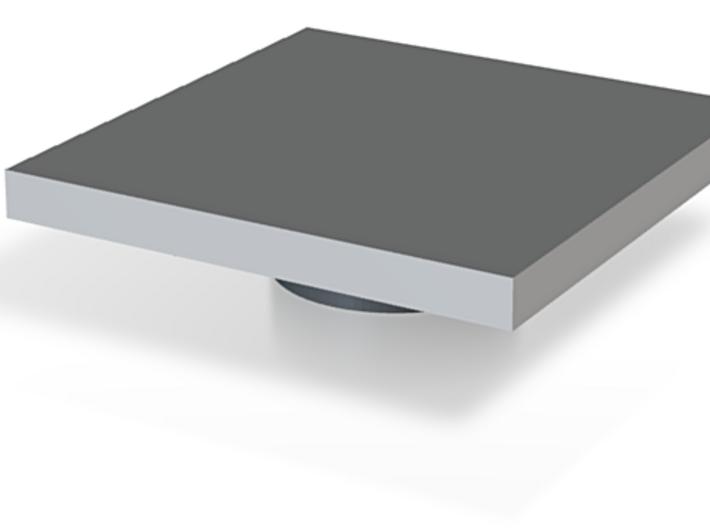 Blanking Grate #1 (n scale) 3d printed