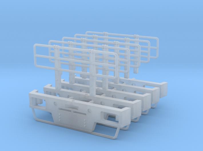 1/87 Ss/B3850/FB 3d printed
