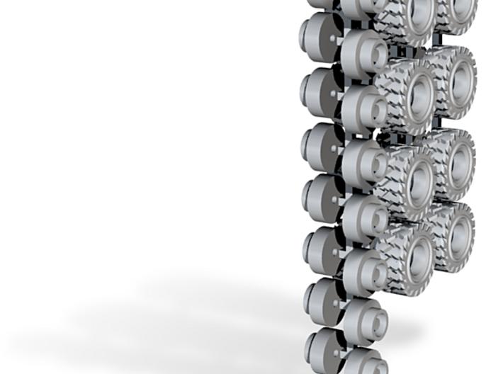Räder für SPMT 4 achsig 3d printed