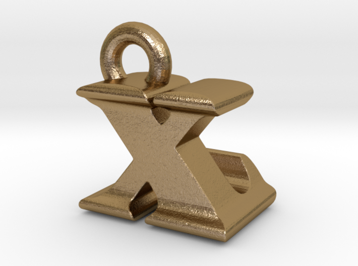 3D Monogram - XLF1 3d printed