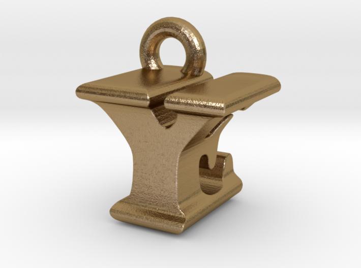 3D Monogram - YEF1 3d printed