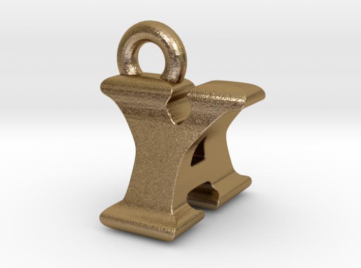3D Monogram - YAF1 3d printed